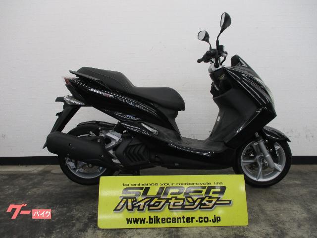 マジェスティS 2016年モデル 黒