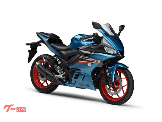 YZF−R25 ABS 2021年モデル シアン