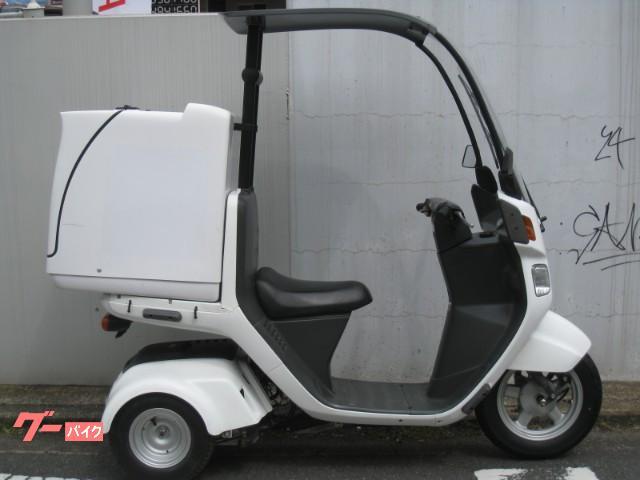 ジャイロキャノピー 4サイクルインジェクション 大型リヤボックス付