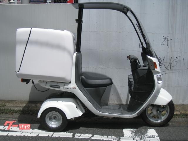 ジャイロキャノピー 4サイクル インジェクション リヤボックス付