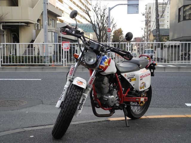 ホンダ FTR223 スーパートラップマフラーの画像(東京都