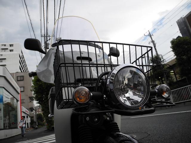 ホンダ スーパーカブ110プロ PGM-FI JA10の画像(東京都
