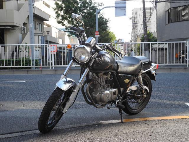 スズキ ボルティー NJ47A ネイキッドロードバイクの画像(東京都