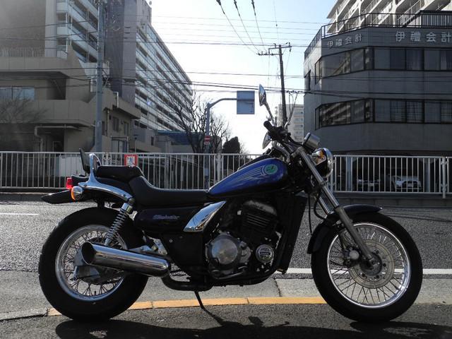 カワサキ エリミネーター250LXの画像(東京都