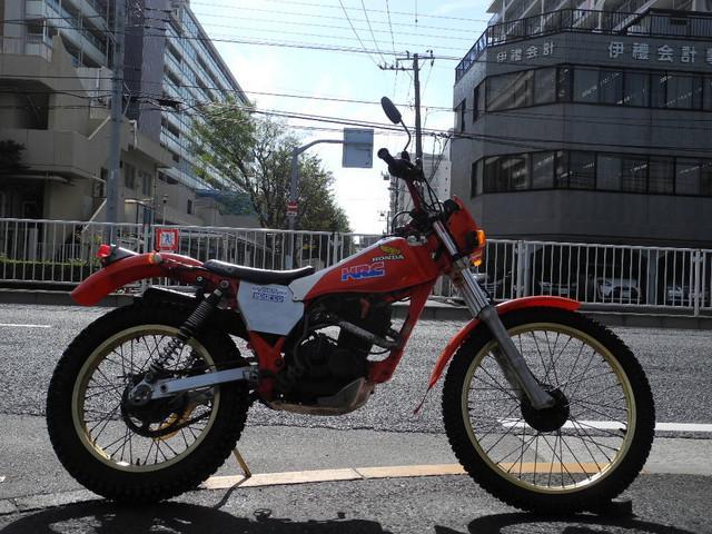ホンダ TLR200 トライアルマシン 4トラの画像(東京都