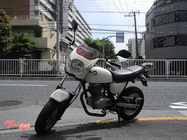 ホンダ Ape100 ビキニカウル ウイルズウィンマフラーの画像(東京都