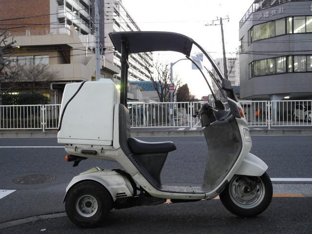 ホンダ ジャイロキャノピー デリバリーBOXの画像(東京都