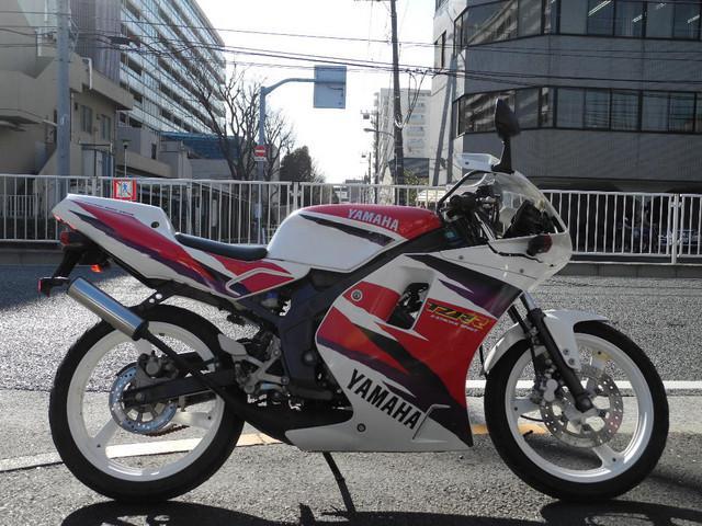 ヤマハ TZR50R フルカウルの画像(東京都