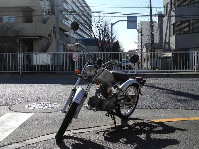 ホンダ Solo 遠心クラッチの画像(東京都