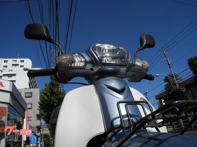 ホンダ スーパーカブ110 PGM-FI JA10 リアボックスの画像(東京都