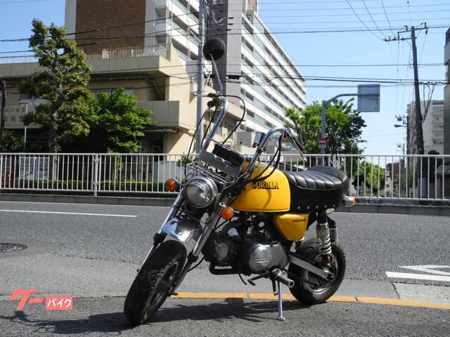 ホンダ ゴリラ マフラー Rサスの画像(東京都