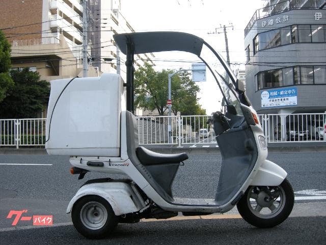 ジャイロキャノピー 4サイクル インジェクション デリバリーBOX