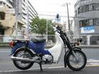 ホンダ スーパーカブ110プロ JA07 PGM-FI 遠心クラッチ グリップヒーター ナックルガードの画像(東京都