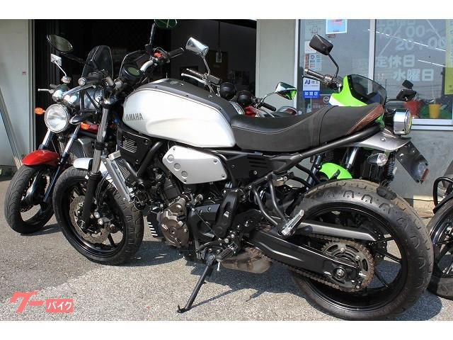 ヤマハ XSR700 ABSの画像(埼玉県