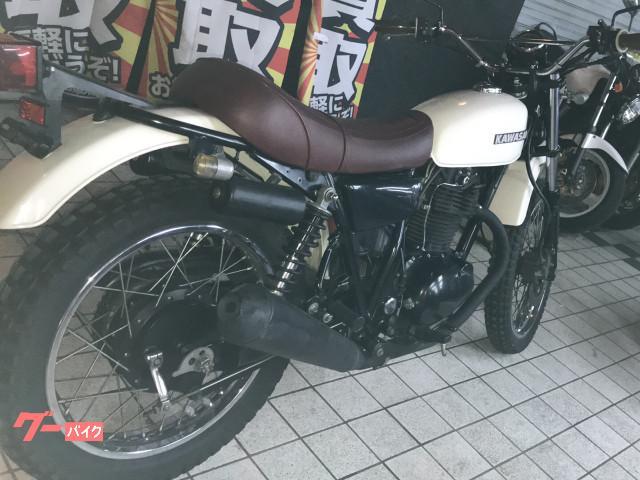 カワサキ 250TRの画像(千葉県