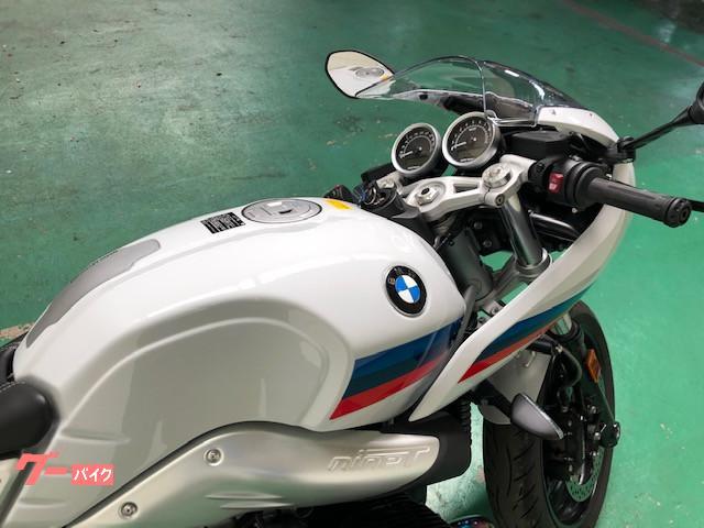 BMW R nineT レーサー バックステップの画像(埼玉県