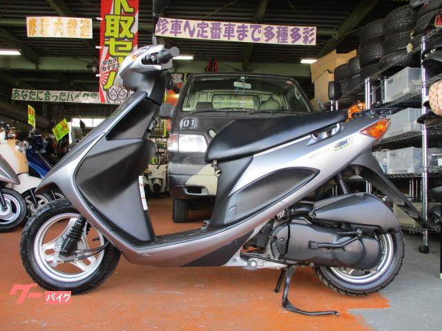スズキ レッツ4 CA45A 4サイクルFI 燃料メーター装備モデルの画像(埼玉県