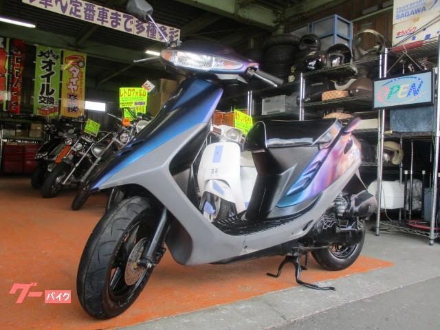 ホンダ スーパーDio SR AF28 シートカバー新品 スポイラー付の画像(埼玉県