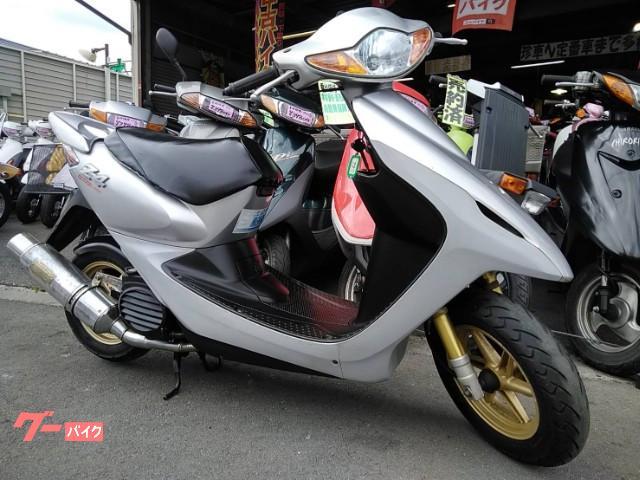 ホンダ スマートDio Z4 AF63 4サイクルFI ZEROマフラー装備の画像(埼玉県