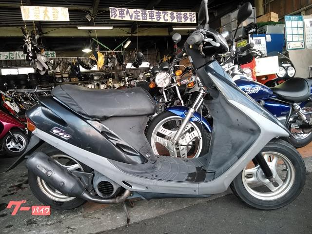 ホンダ スーパーDioAF27 2サイクル キャブ サイドスタンド付の画像(埼玉県