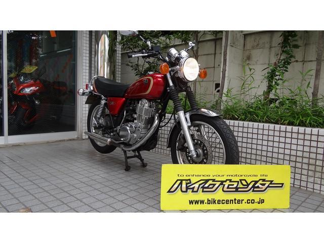 ヤマハ SR400 インジェクション FI REDの画像(神奈川県