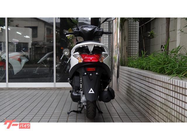ヤマハ AXIS Z スーパーホワイト ワンキーオペレーションシステム 58の画像(神奈川県