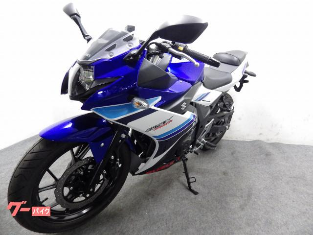 スズキ GSX250R 国内L9モデル ブルーの画像(神奈川県