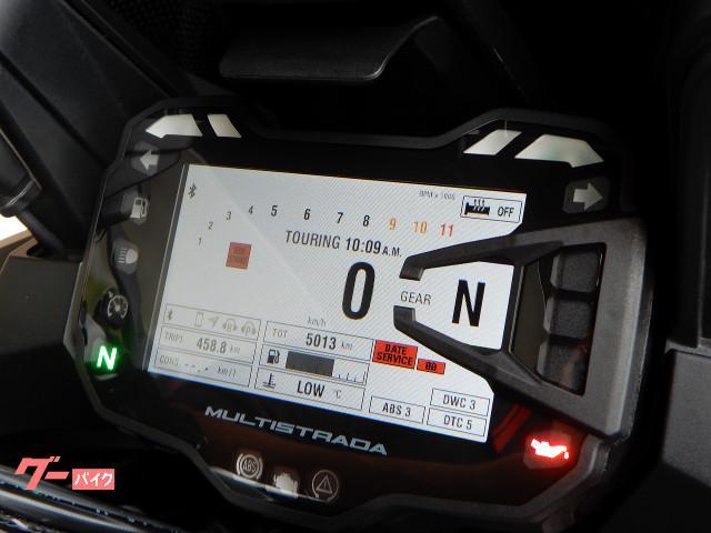 DUCATI ムルティストラーダ1200パイクスピークの画像(千葉県