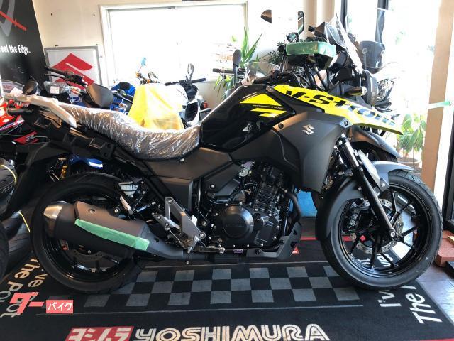 V−ストローム250 ABS 2021年モデル DL250AM1