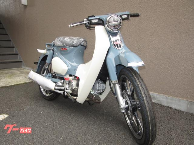 ホンダ スーパーカブC125の画像(神奈川県