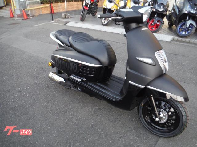 ジャンゴ125 ABS