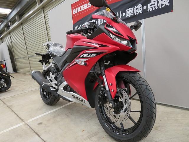 ヤマハ YZF-R15'17輸入新車の画像(千葉県