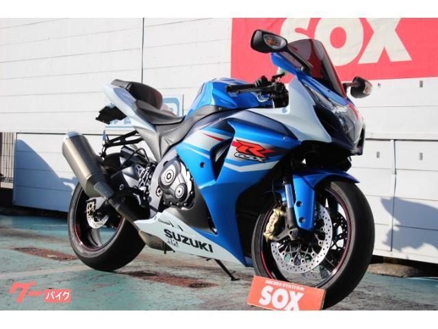 スズキ GSX-R1000 フェンダ-レス付きの画像(千葉県