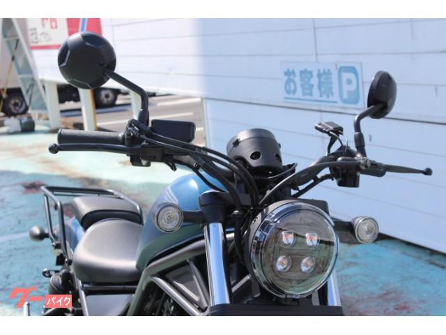 ホンダ レブル250 リアキャリア装備・2020年モデルの画像(千葉県