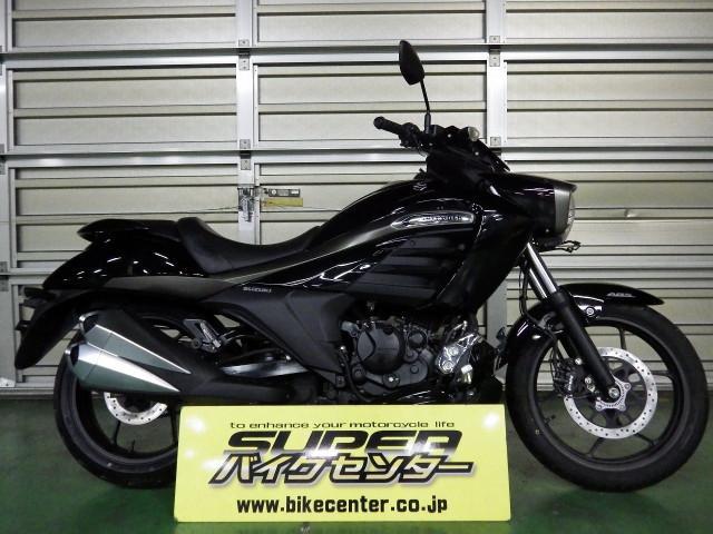 スズキ イントルーダー150ABS 本国仕様 ブラックの画像(神奈川県
