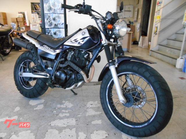 ヤマハ TW225E DG09J型 2007年モデル キック付きの画像(神奈川県