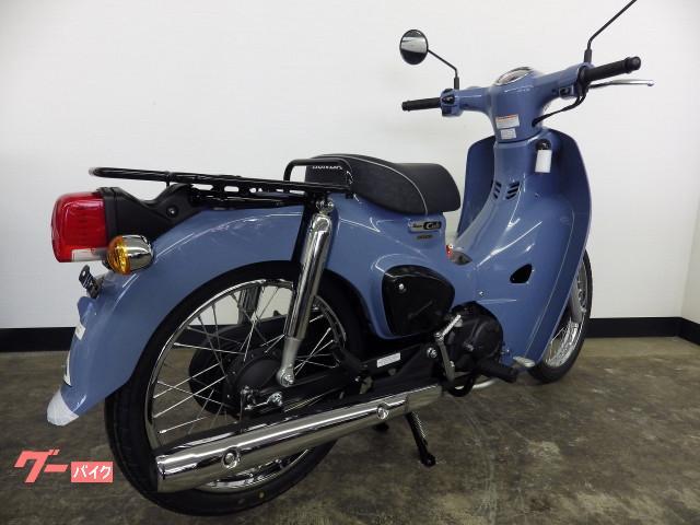 ホンダ スーパーカブ110ストリート 国内最新モデル ボニーブルーの画像(神奈川県