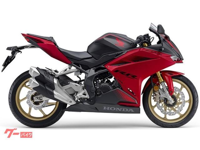 CBR250RR 国内最新モデル グランプリレッド