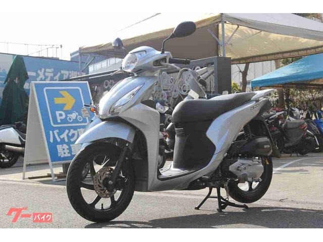 ホンダ Dio110 espエンジンの画像(神奈川県