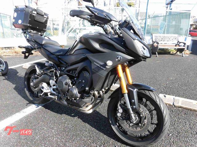 ヤマハ トレイサー900(MT-09トレイサー) 2017年モデルの画像(神奈川県