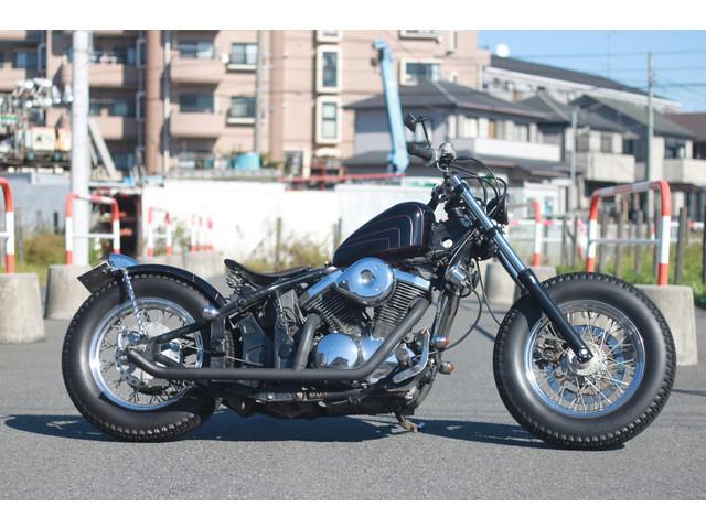 カワサキ バルカン400II ボバーカスタムの画像(埼玉県