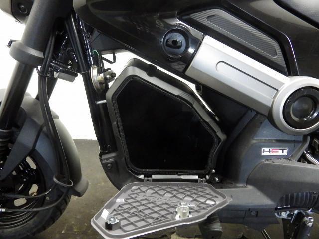 ホンダ NAVI110 BOX付 本国仕様 キャブスクーターの画像(埼玉県