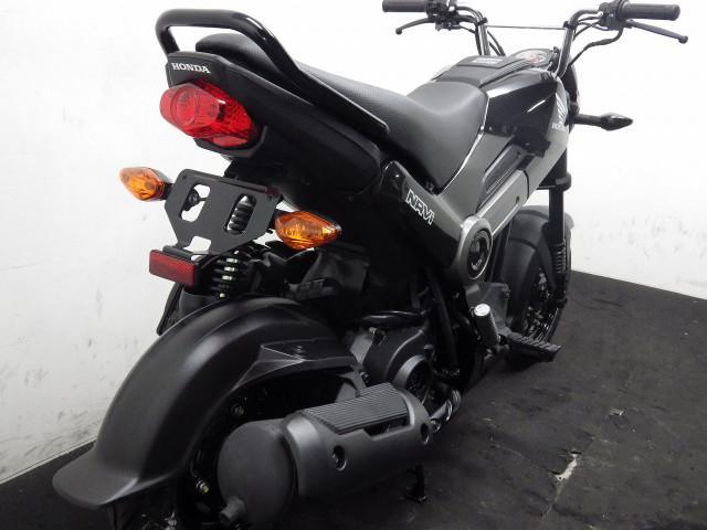 ホンダ NAVI110 本国仕様 キャブスクーター ブラックの画像(埼玉県