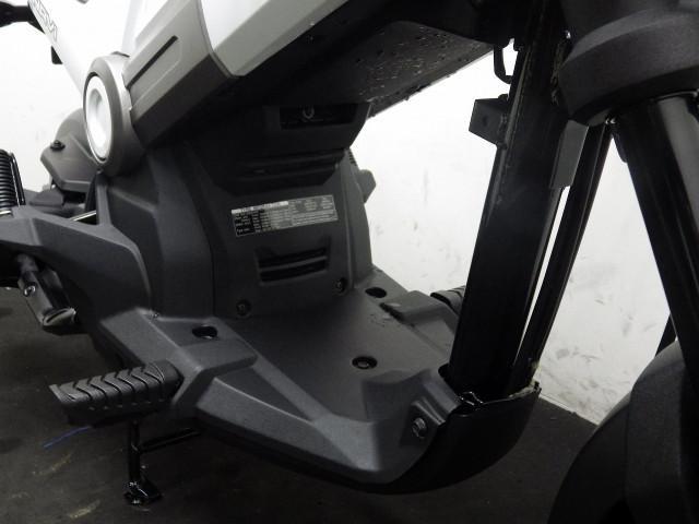 ホンダ NAVI110 本国仕様 キャブスクーター ホワイトの画像(埼玉県