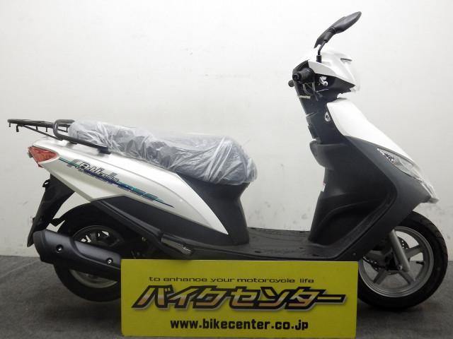 スズキ アドレス125 L8 国内モデルの画像(埼玉県