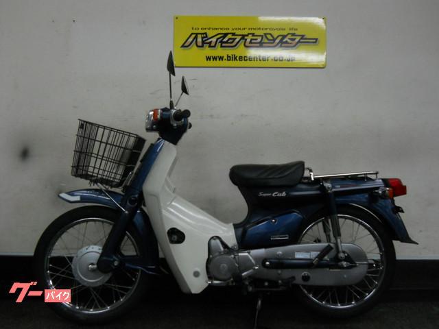 ホンダ スーパーカブ90カスタム 2007年式 ワンオーナー セル付の画像(埼玉県