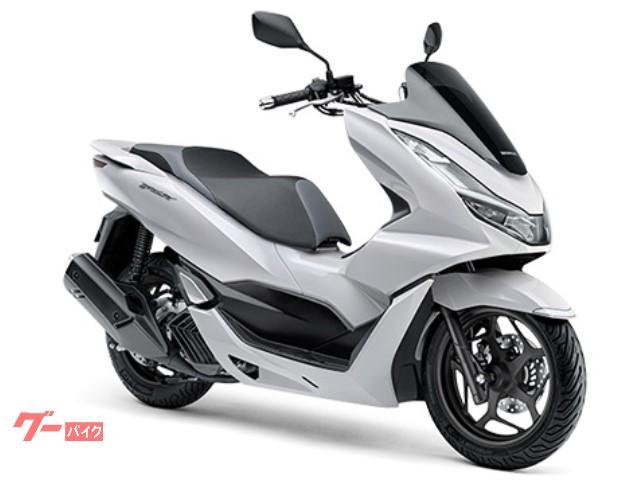 PCX 国内最新モデル JK05型 ホワイト