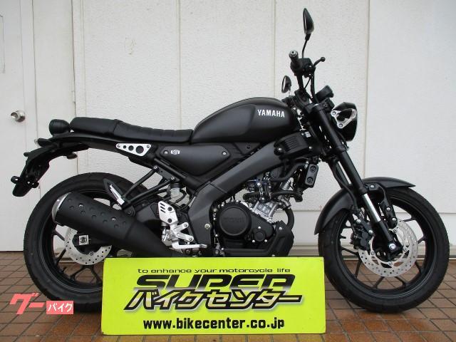 XSR155 タイヤマハ製 国内未発売モデル マットブラック