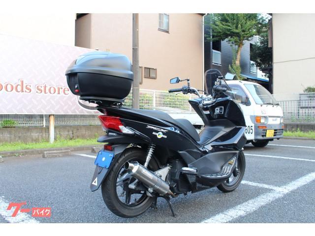 ホンダ PCX モリワキマフラー装備の画像(神奈川県