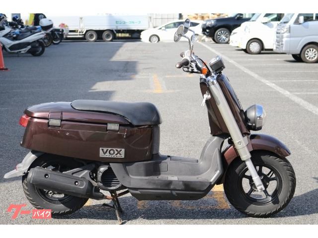 VOX 2009年モデル